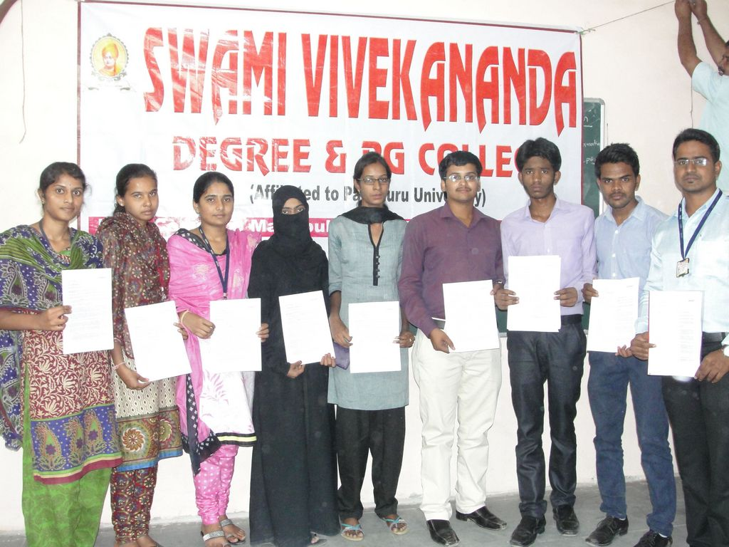 Genpact Selected Students